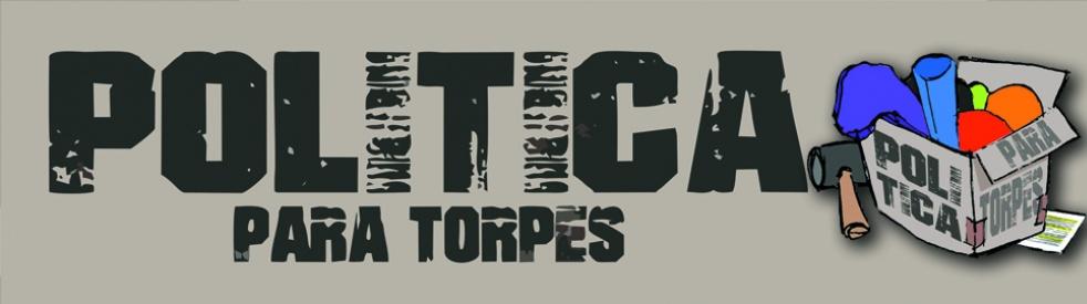 Politica para Torpes - imagen de portada