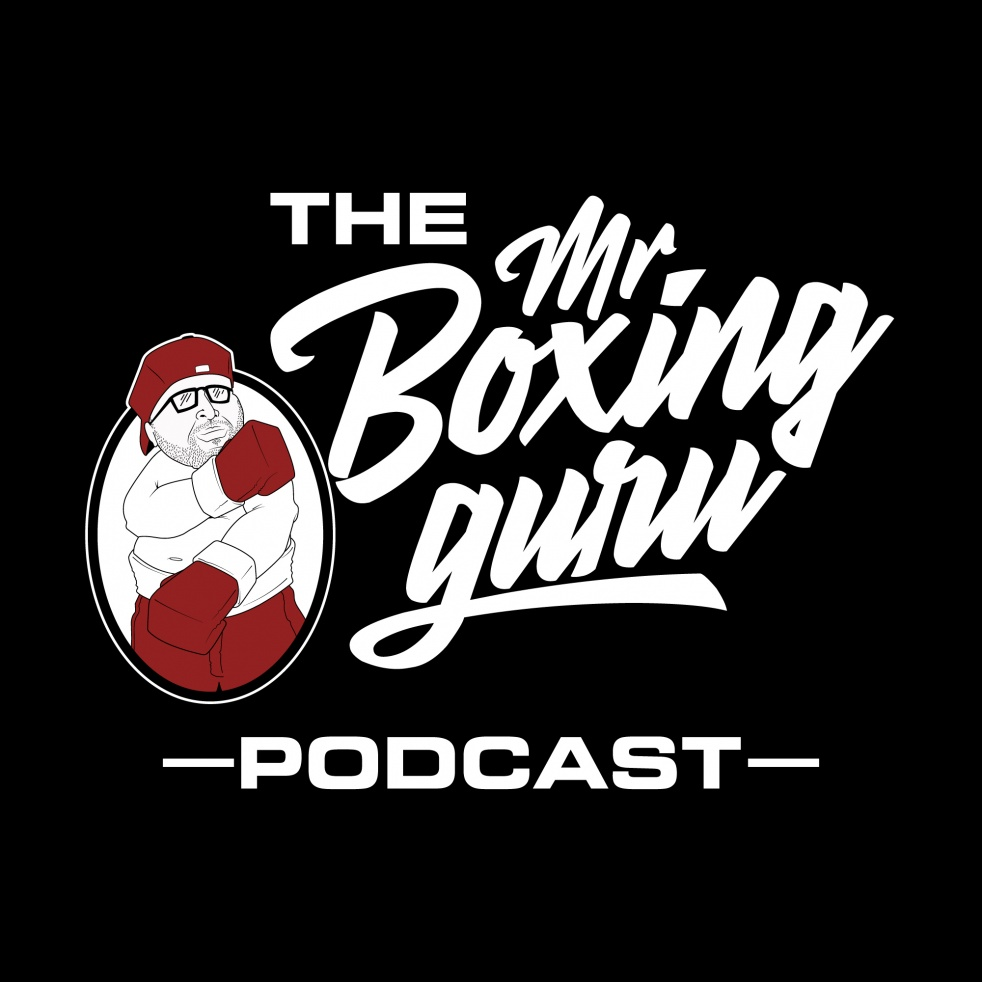 THE MR BOXING GURU PODCAST - immagine di copertina dello show