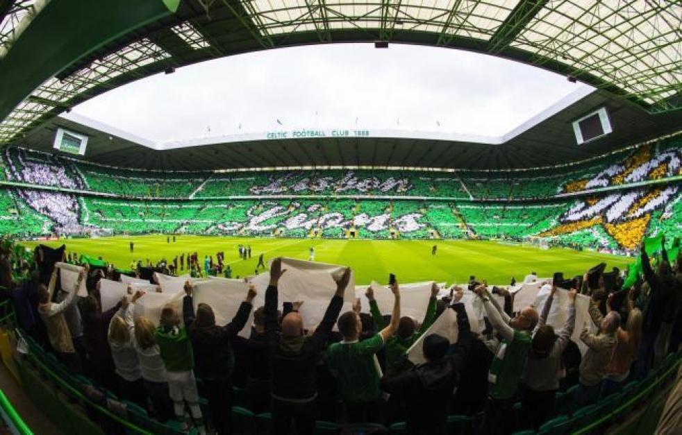 Glasgow Celtic Stream - imagen de show de portada
