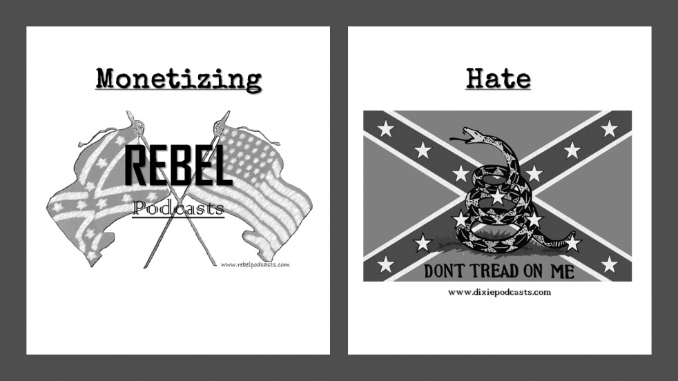 Rebel & Dixie Podcasts - imagen de portada