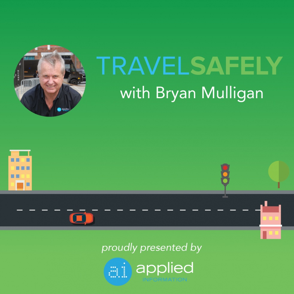 TravelSafely with Bryan Mulligan - Cover Image