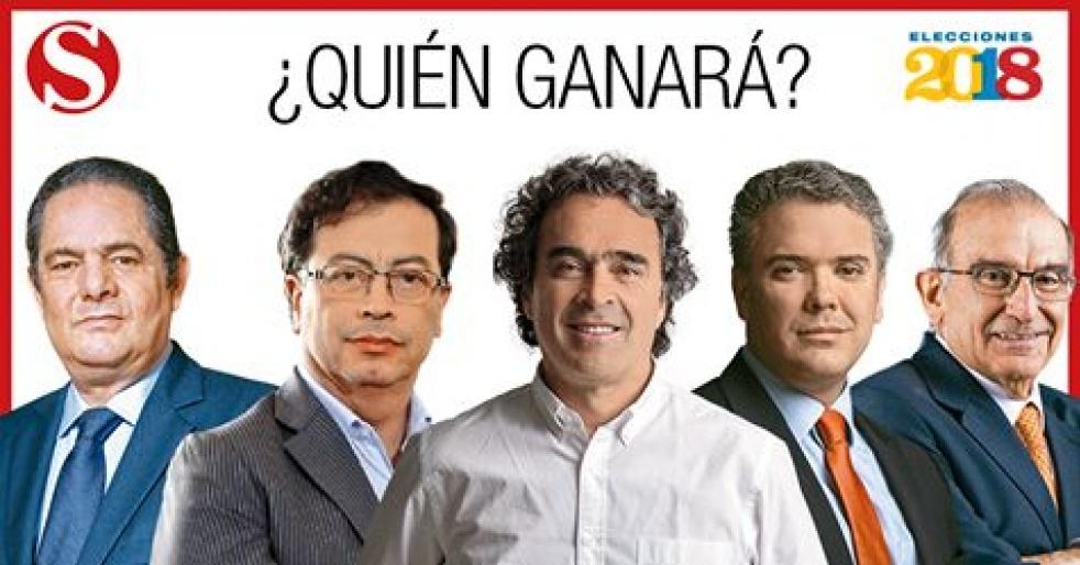Elecciones presidenciales 2018 - imagen de show de portada