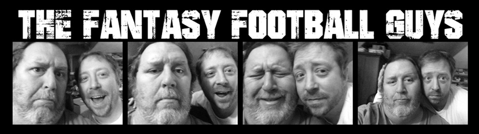 The Fantasy Football Guys - Cover Image