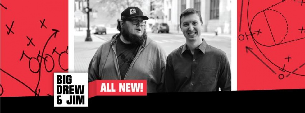 Big Drew & Jim - show cover