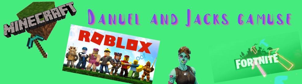 Danuel & Jack's Gamuse - Cover Image
