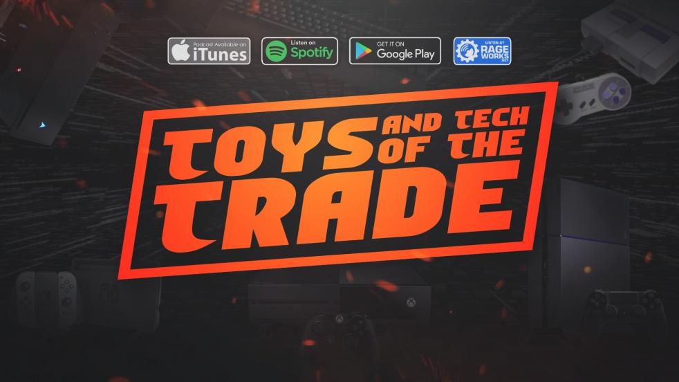 Toys & Tech of the Trade - imagen de show de portada