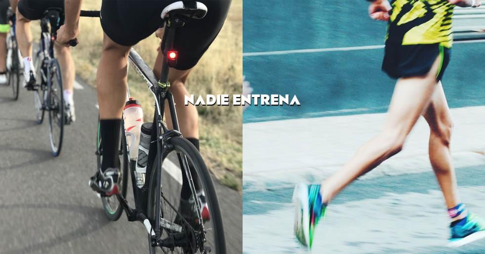 Nadie Entrena - show cover