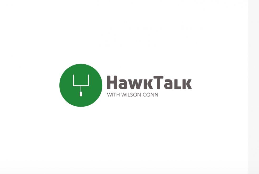 HawkTalk with Wilson Conn - immagine di copertina dello show