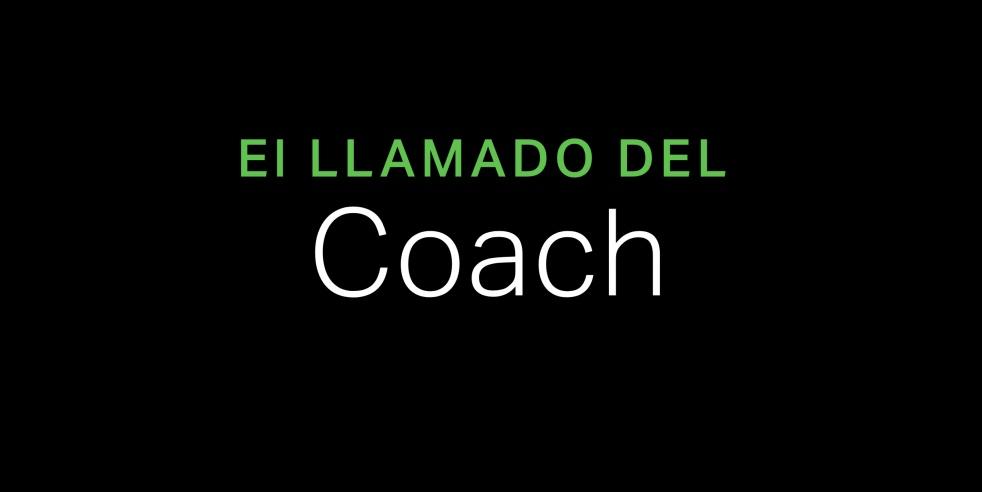 El llamado del Coach Gallup - immagine di copertina dello show