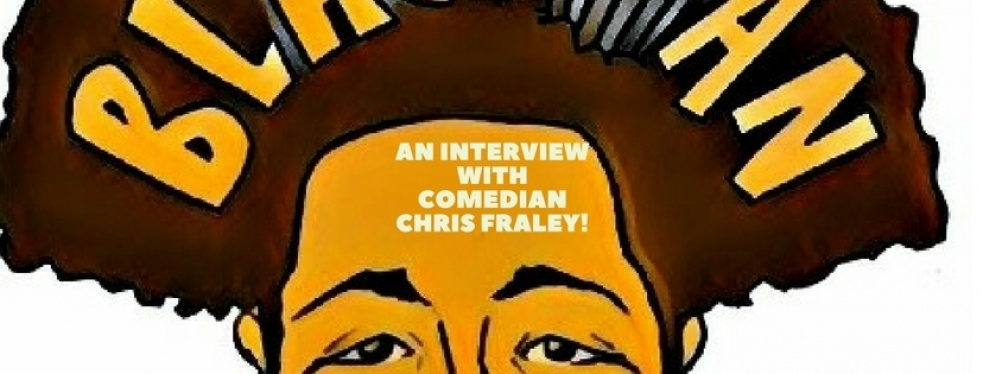 An Interview With Comedian Chris Fraley! - show cover