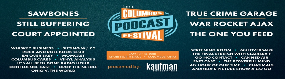 2018 Columbus Podcast Festival - show cover