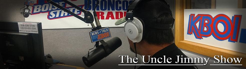 The Uncle Jimmy Show - immagine di copertina