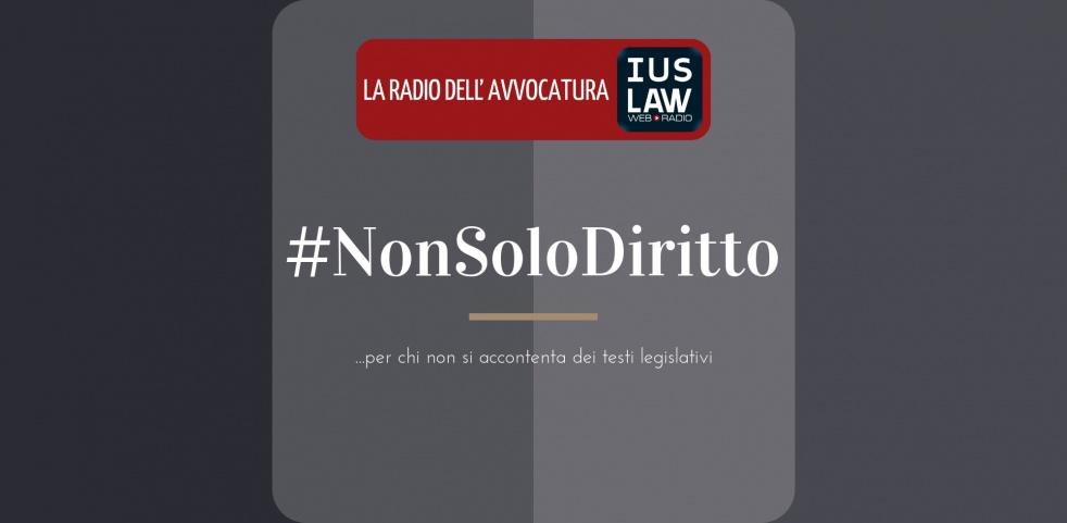 Non Solo Diritto - show cover