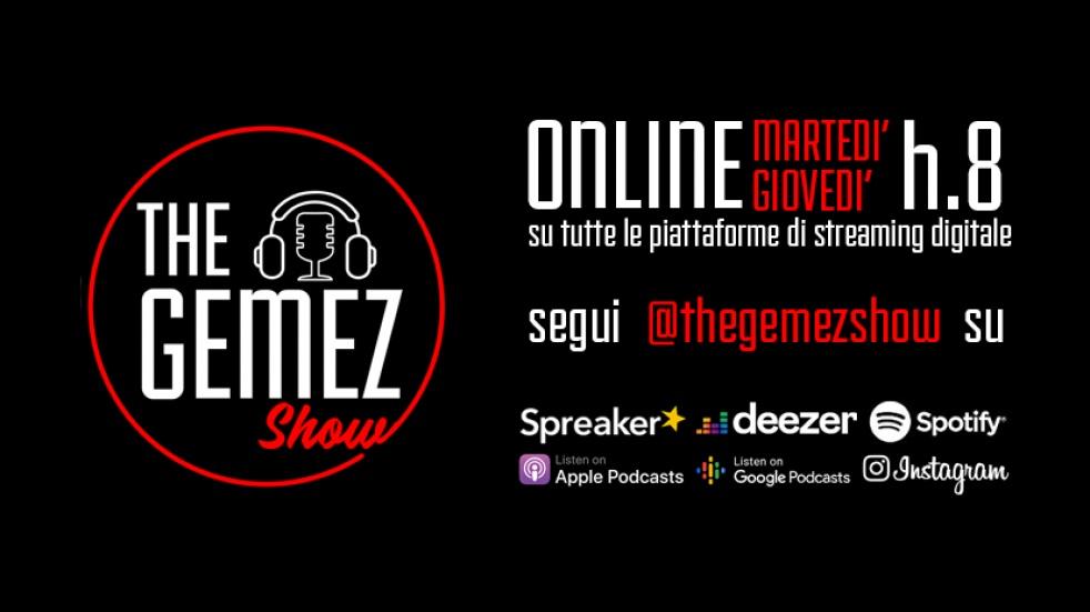 The Gemez Show - immagine di copertina
