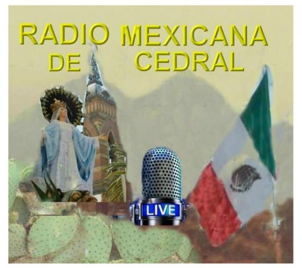 Radio Mexicana de Cedral - Cover Image