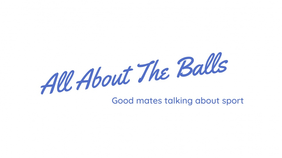 All About The Balls - Sports Podcast - immagine di copertina dello show