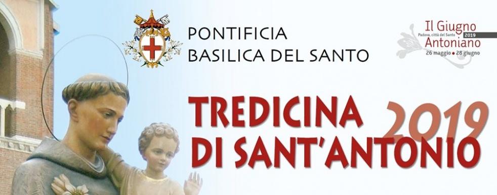 Tredicina di S. Antonio 2019 - imagen de show de portada