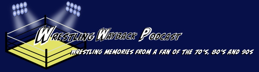 Wrestling Way Back Podcast - imagen de portada
