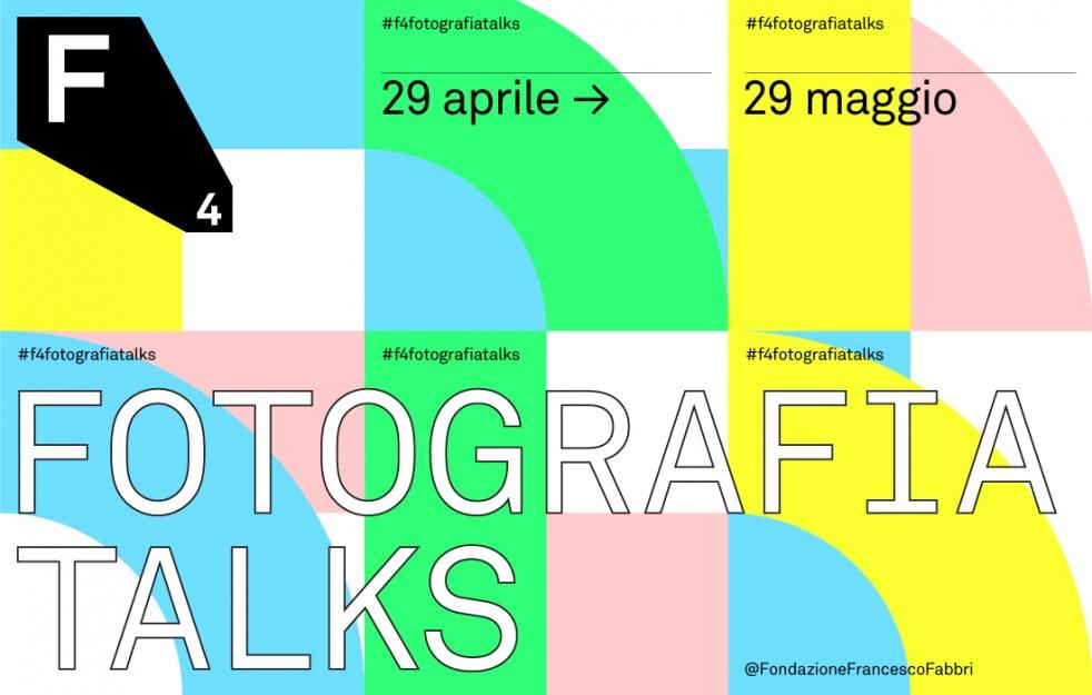F4 / UN'IDEA DI FOTOGRAFIA Fotografia talks 2020 - Cover Image