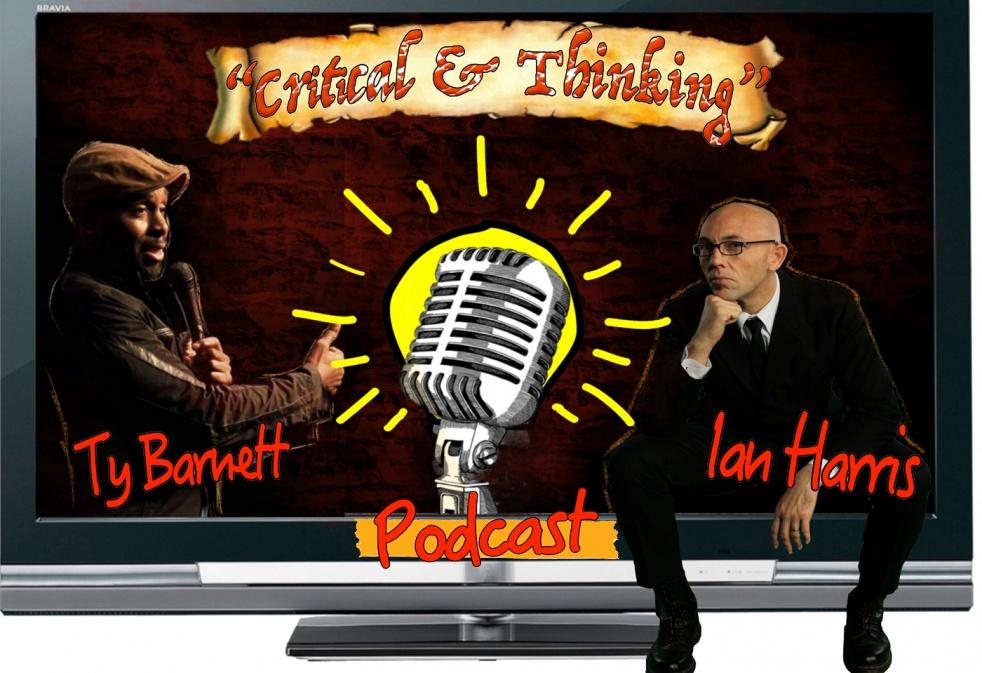 Critical AND Thinking - immagine di copertina dello show
