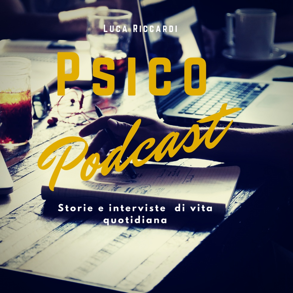 Psicopodcast - Cover Image