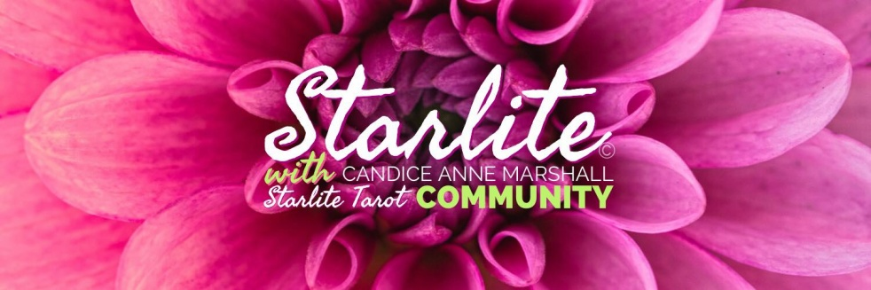 Starlite with Candice Anne Marshall - show cover