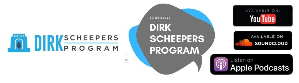 Dirk Scheepers Program - immagine di copertina