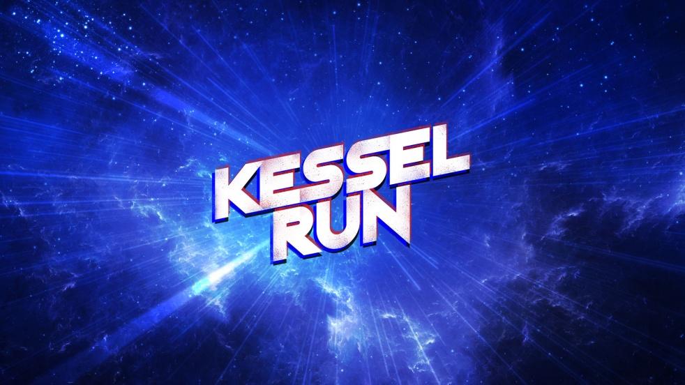 Kessel Run - show cover