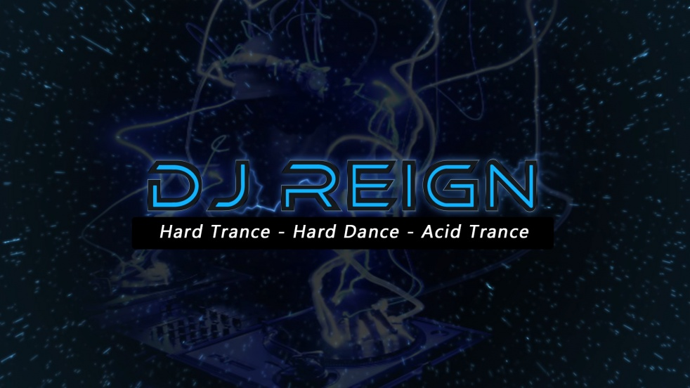 DJ Reign - Reign of Trance - Cover Image