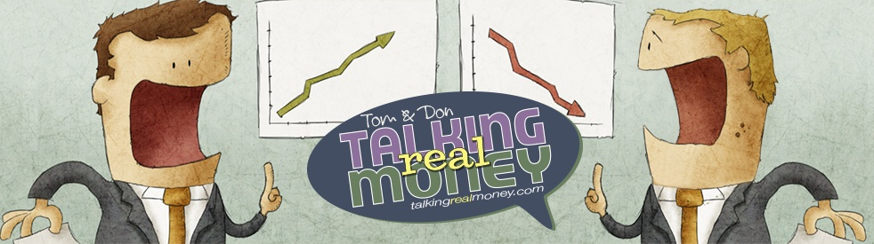 Talking Real Money - immagine di copertina