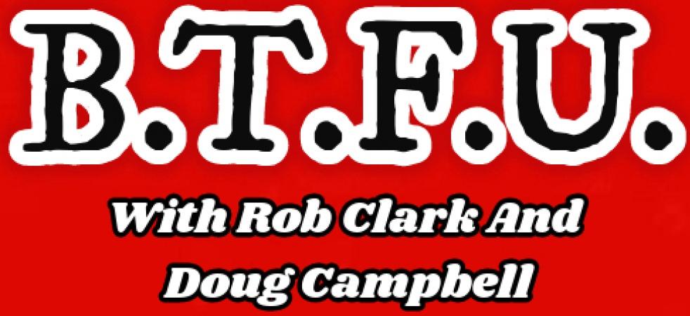 B.T.F.U. Podcast - imagen de show de portada