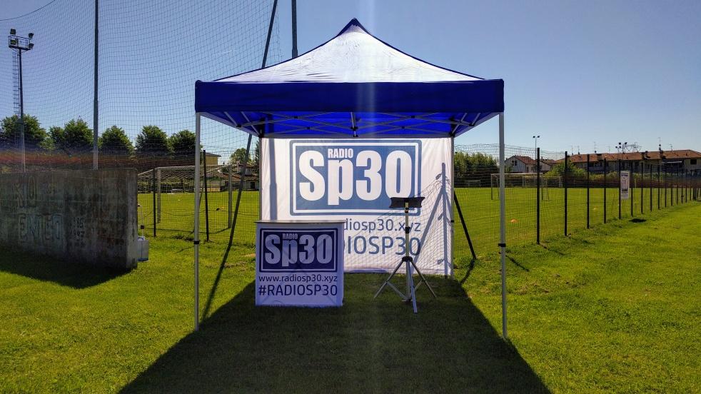 RadioSP30 Live! - imagen de show de portada