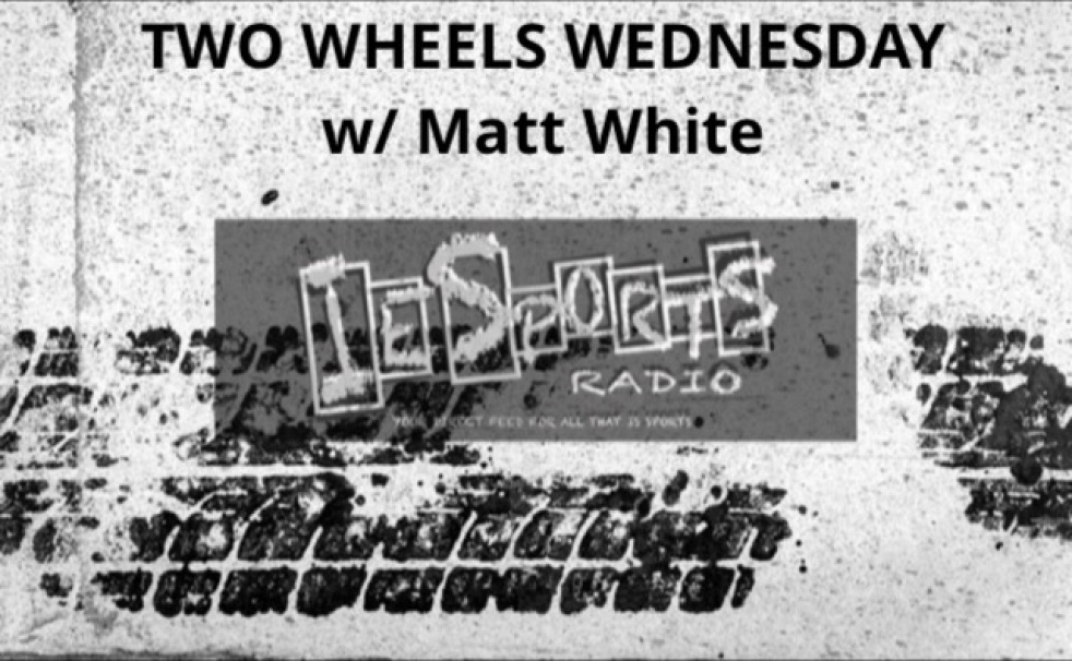 Two Wheels Wednesday - show cover