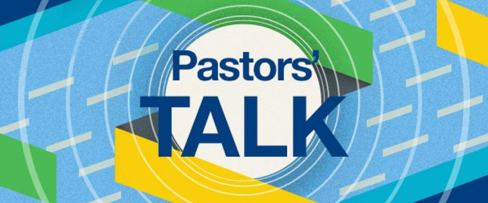 Pastors' Talk - show cover