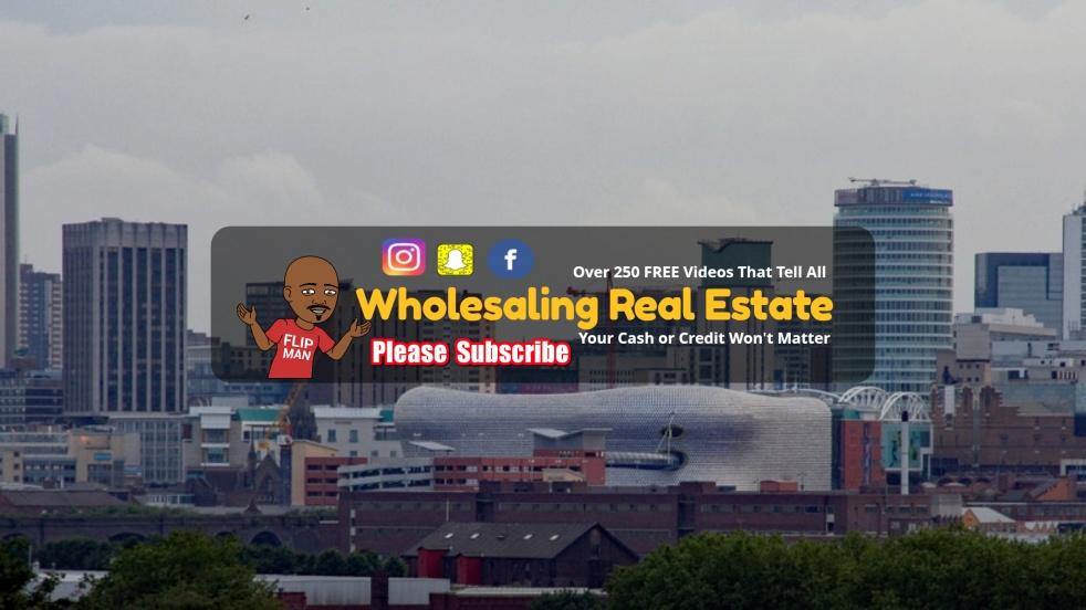 Flip Man's Real Estate Tips - immagine di copertina dello show
