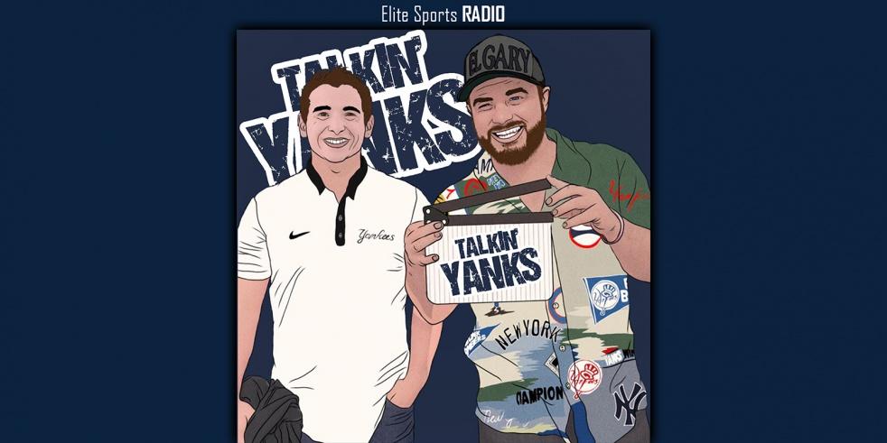 Talkin' Yanks - imagen de show de portada