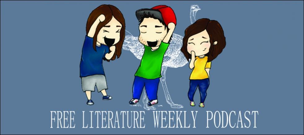 Free Literature Podcast - immagine di copertina dello show