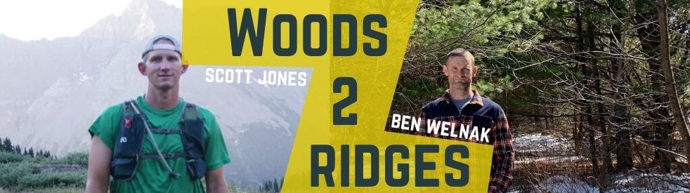 Woods 2 Ridges - Cover Image