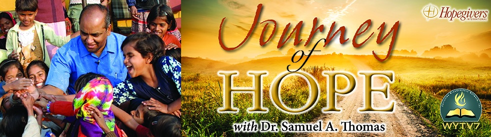 Journey of Hope - Cover Image