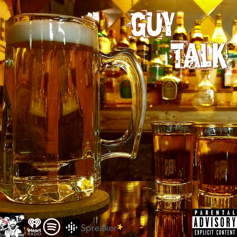 Guy Talk - show cover
