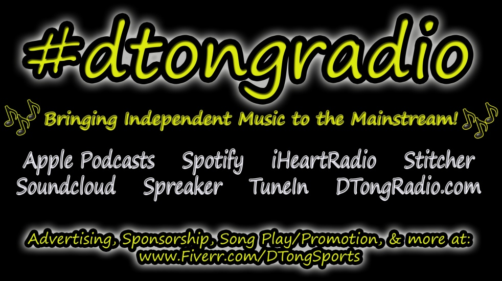 DTong Radio Indie Music Showcase - Cover Image