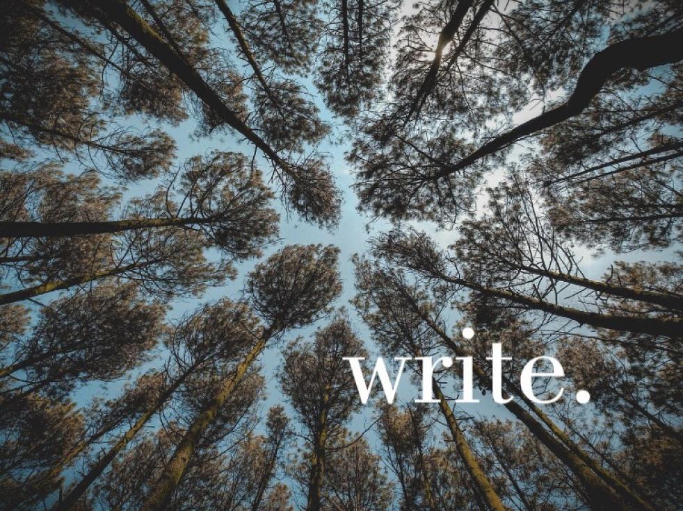 Write - show cover