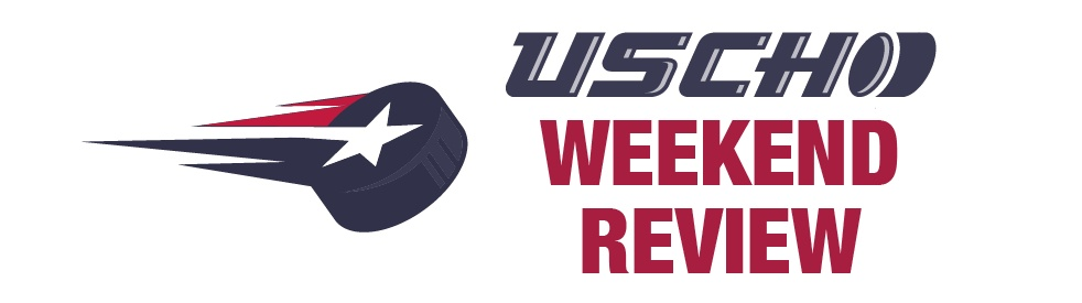 USCHO Weekend Review - Cover Image