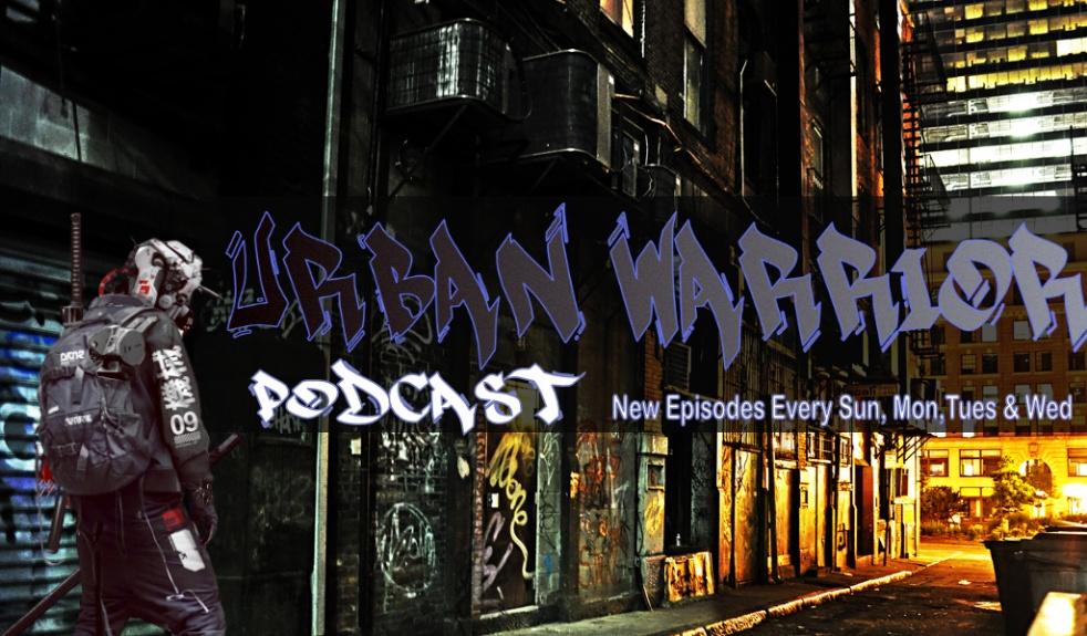 Urban Warrior Martial Arts Podcast - imagen de portada