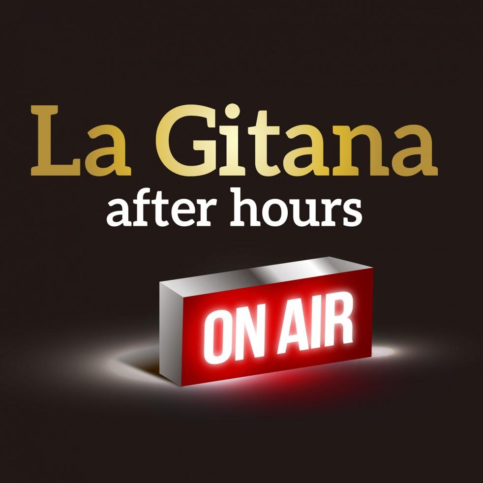 La Gitana After Hours - imagen de show de portada
