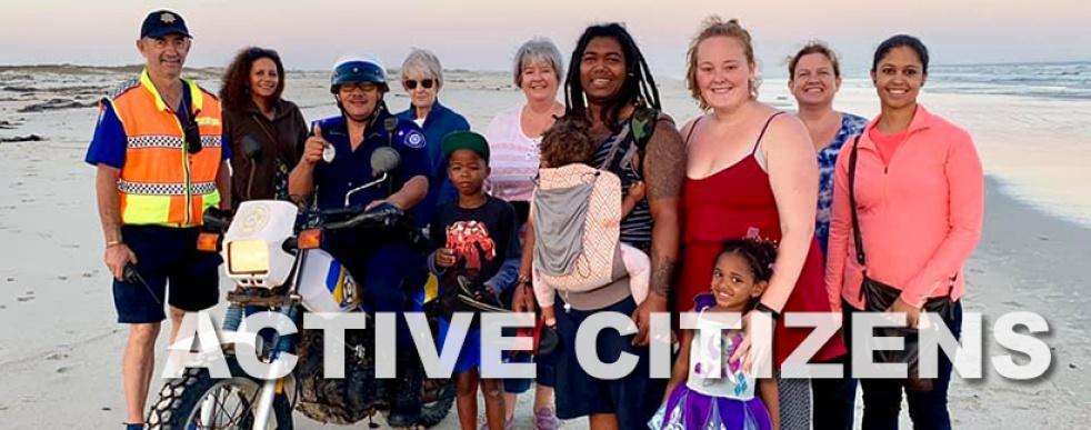 Active Citizen Podcast - show cover