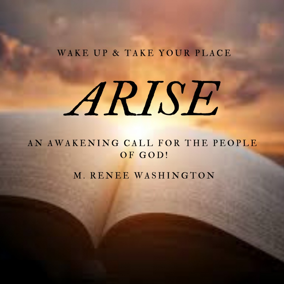 Arise w/ Elder M. Renee Washington - show cover