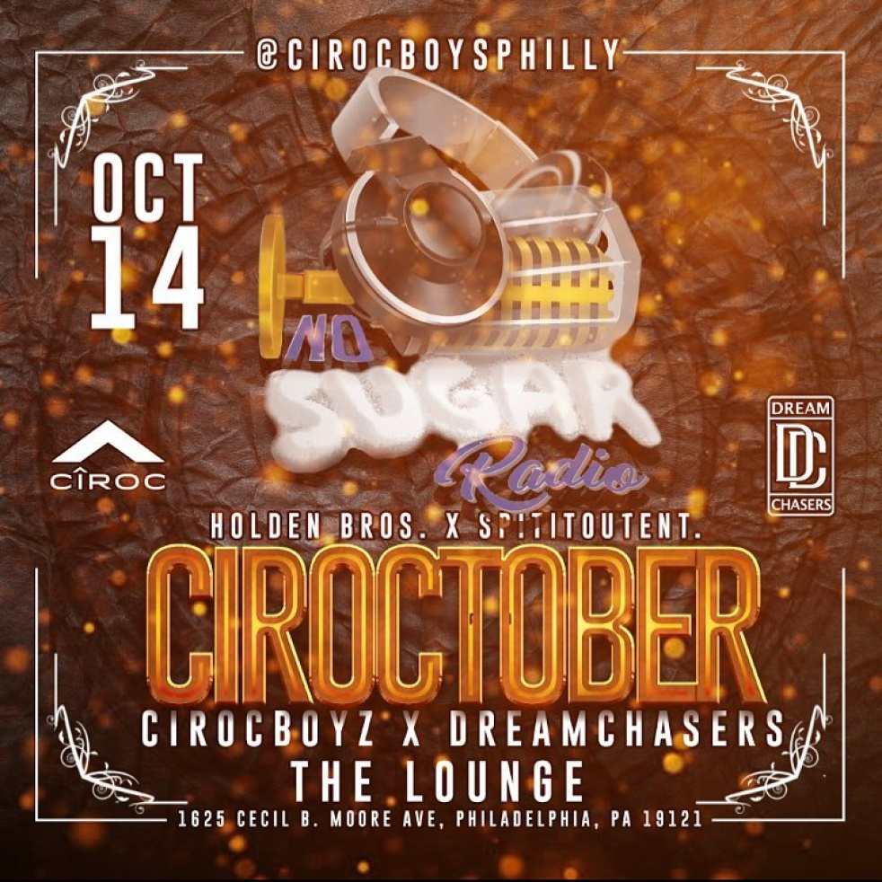 CIROCTOBER by CIROCBOYSPHILLY - show cover