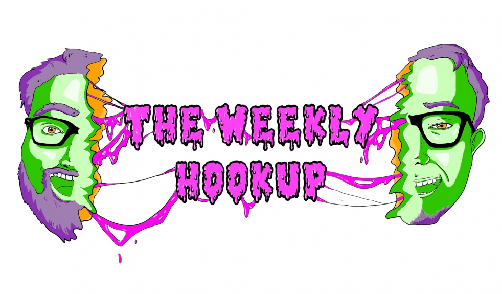 The Weekly Hookup - show cover