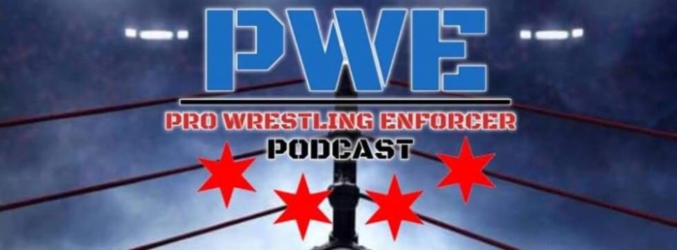 Pro Wrestling Enforcer Podcast - show cover